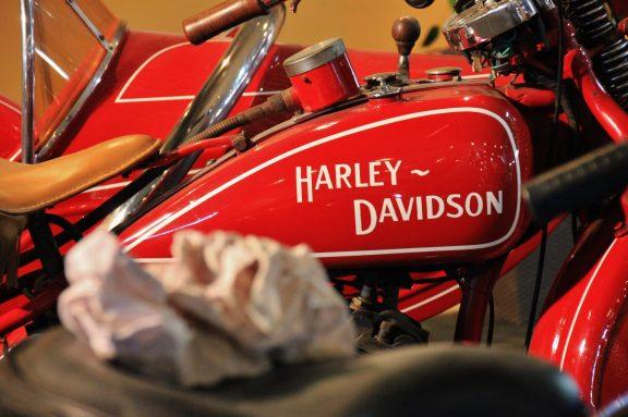 at the Salon du 2 roues