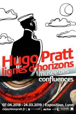 Musee Confluence - Hugo Pratt