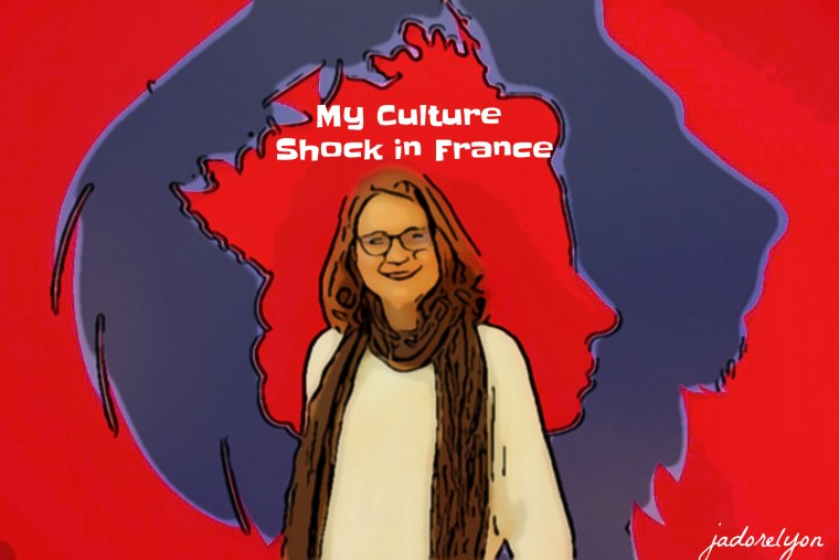 My Culture Shock in France