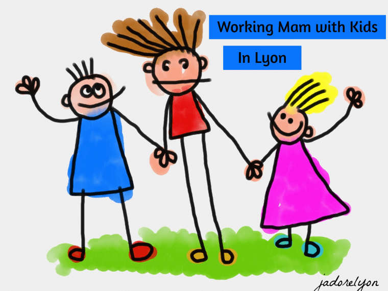 Working Mam with kids in Lyon