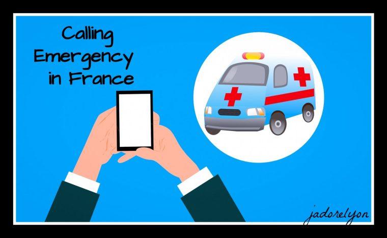 Calling Emergency in France