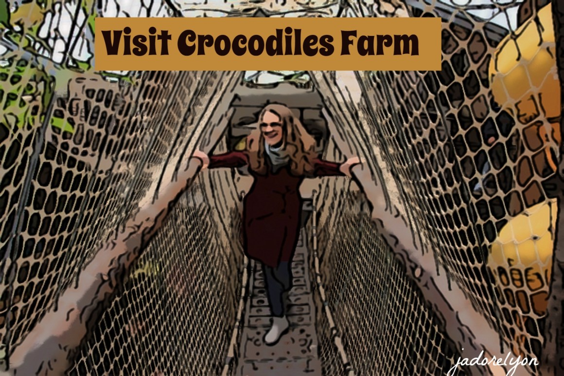 visit crocodiles farm