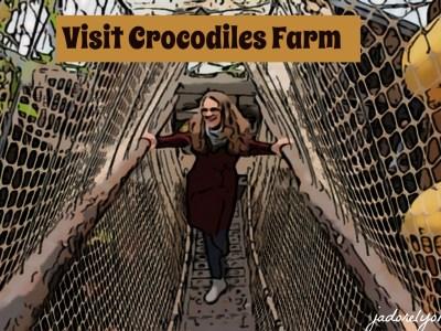 visit crocodiles farm