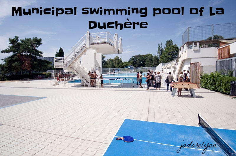 Municipal swimming pool of La Duchère (1)