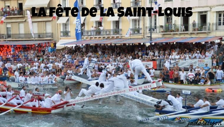 La fête de la Saint-Louis.