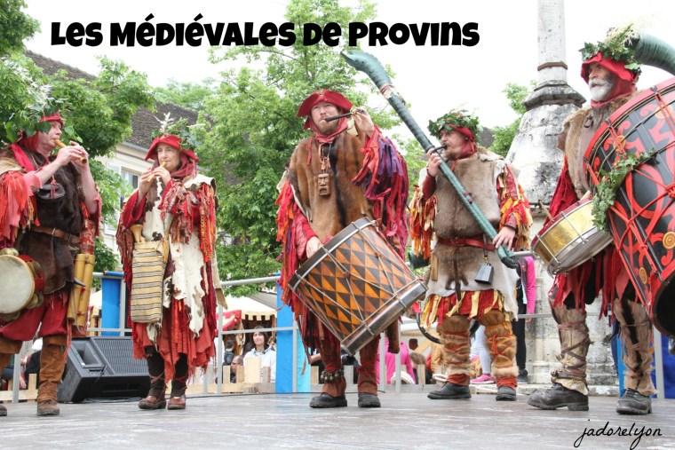 Les Médiévales de Provins.