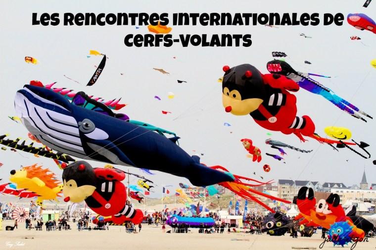 Les Rencontres Internationales de Cerfs-Volants de Berck-sur-Mer(1)