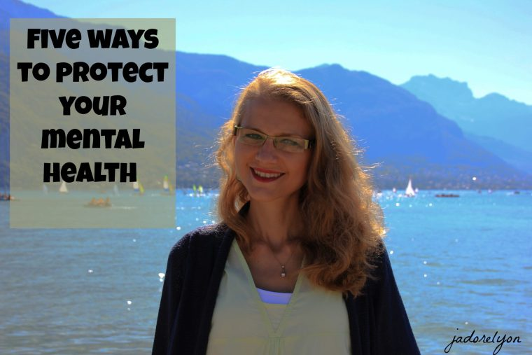 Five ways to protect your mental health