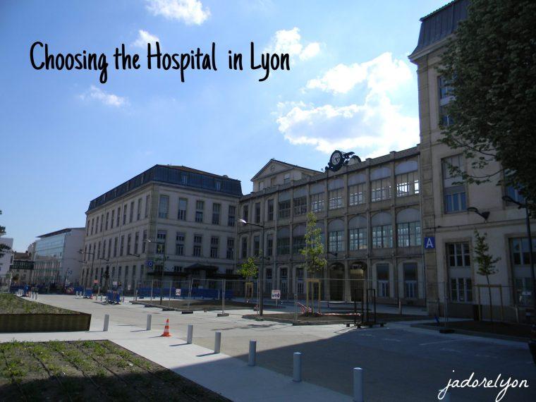 Choosing the hospital in Lyon