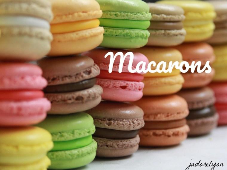 Macarons.