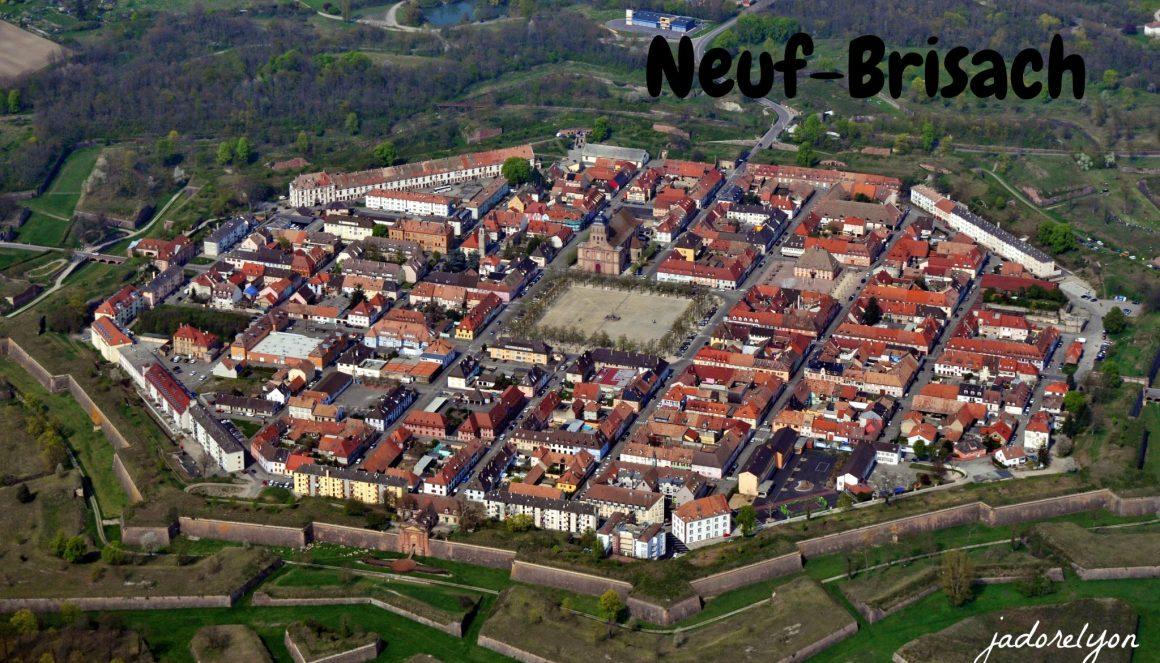 Neuf-Brisach, Alsace.
