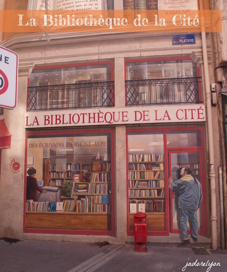 La Bibliothèque de la Cité
