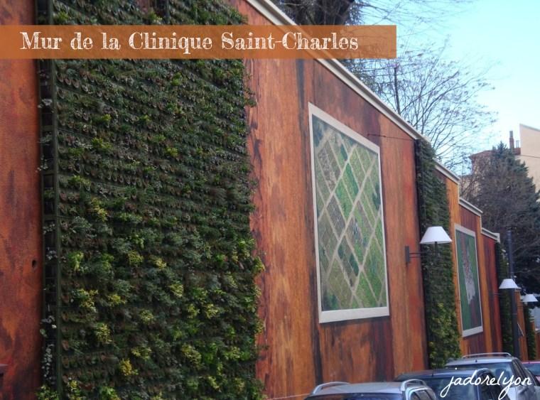 Mur de la Clinique Saint-Charles(1)