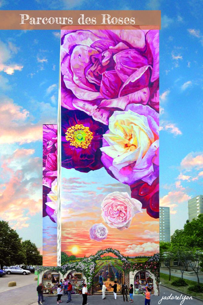 Parcours des Roses