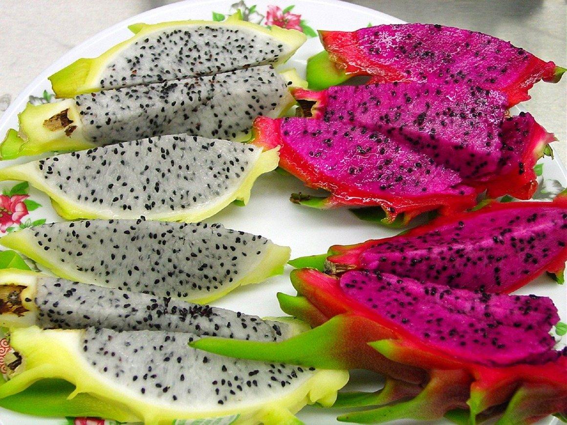 Dragon- fruit. Photo by pixabay.com