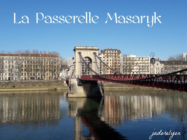 Passerelle Masaryk