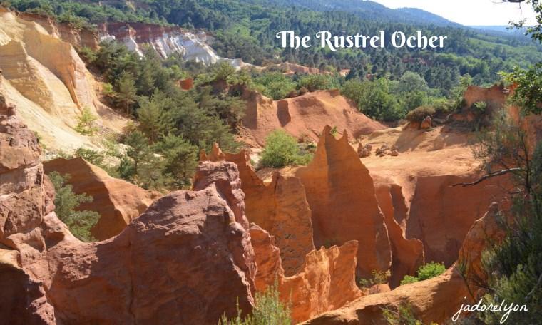 The Rustrel Ocher