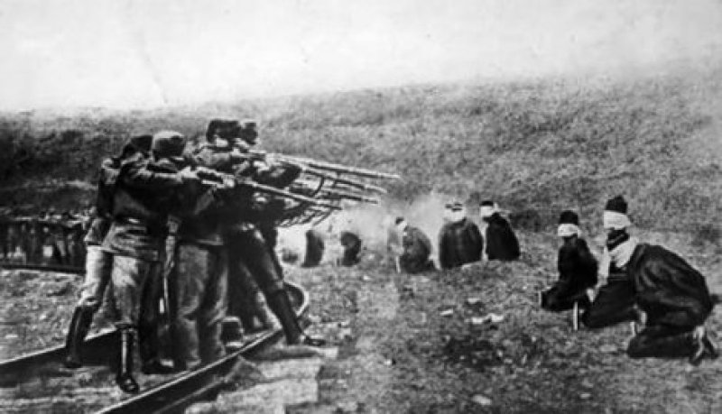 АУСТРИЈСКИ ЗЛОЧИНИ НАД СРБИМА У ПРВОМ СВЕТСКОМ РАТУ   Јадовно 1941.