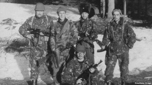 Руски добровољци