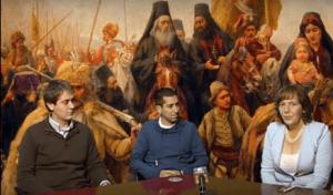 Аутори емисије Час историје.