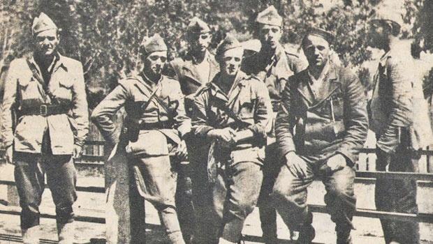 Састав Шесте личке дивизије био је скоро једнонационалан