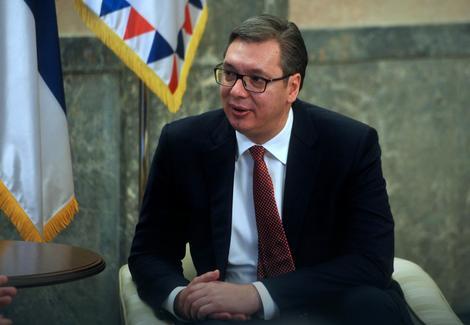 Александар Вучић Фото: Димитрије Голл / Тањуг