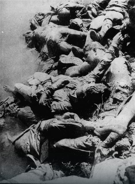Тела убијених логораша су бацана у Фото: Меморијални музеј Јасеновац / United States Holocaust Memorial Museum