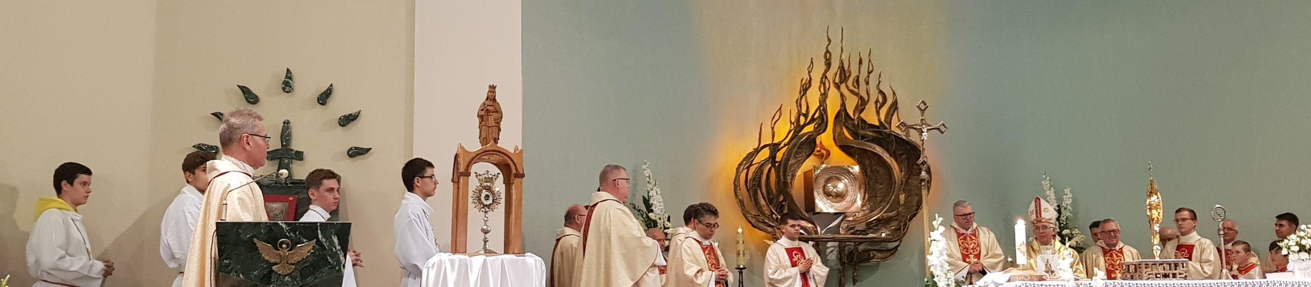 Rzymskokatolicka Parafia pw. Świętej Jadwigi Królowej w Kielcach