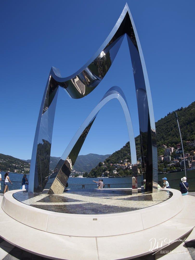 Rzeźba w Como