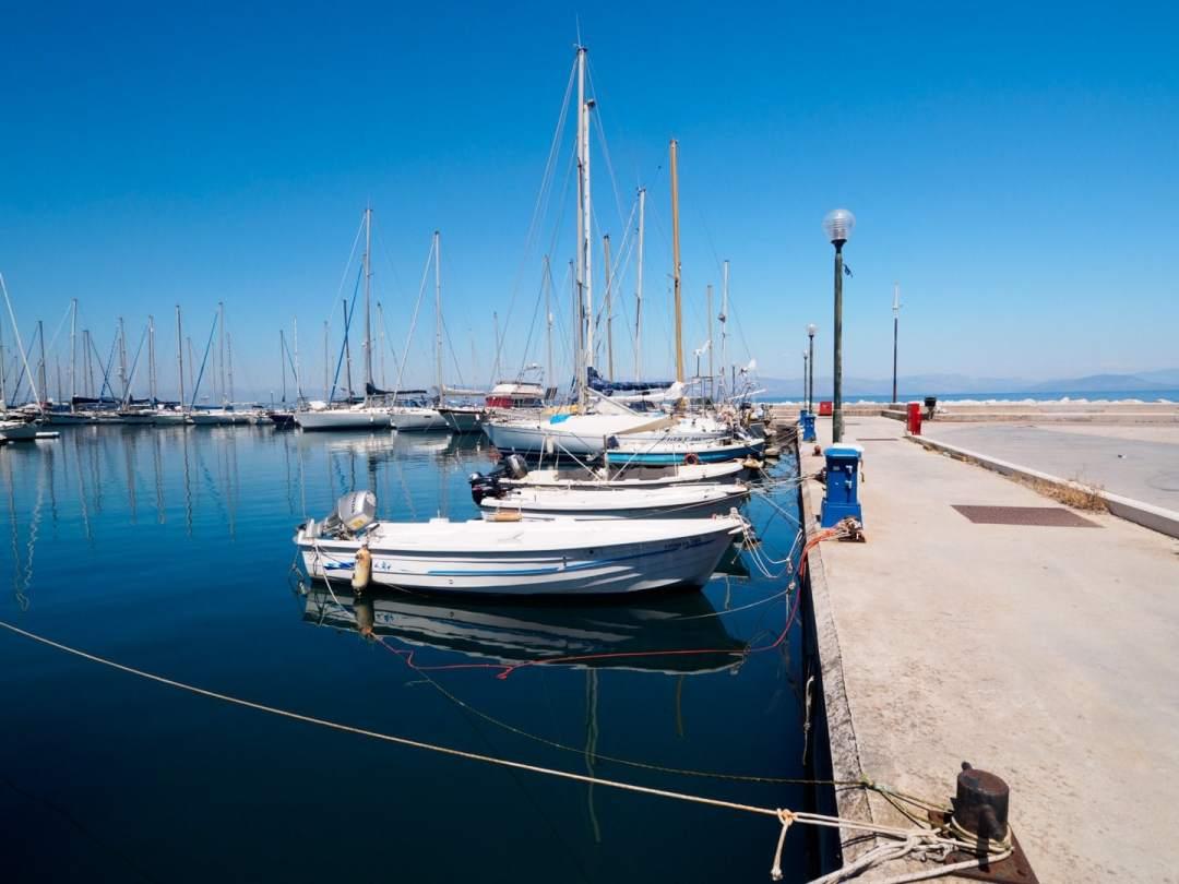 Marina w Benitses