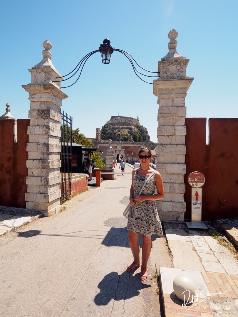 Esplanada Korfu