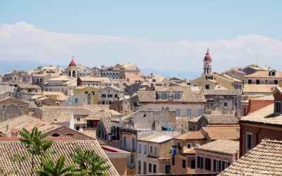 Corfu Town – zwiedzanie stolicy wyspy