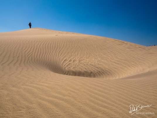 Dunas de Maspalomas – skrawek pustyni na Wyspach Kanaryjskich
