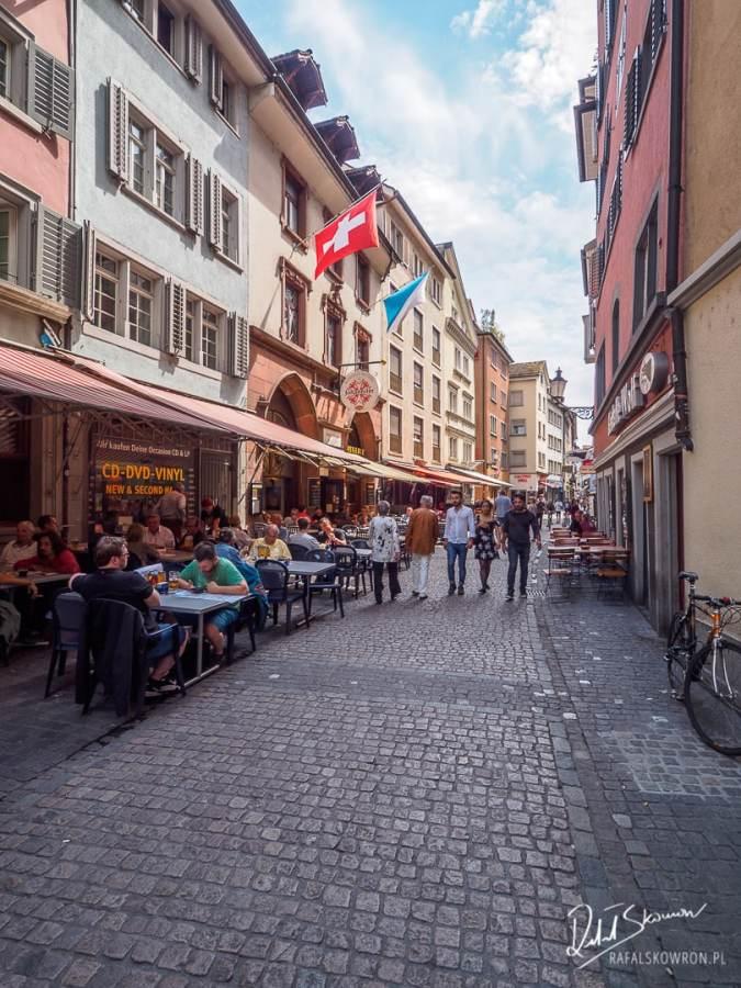 Co zwiedzić w Zurychu