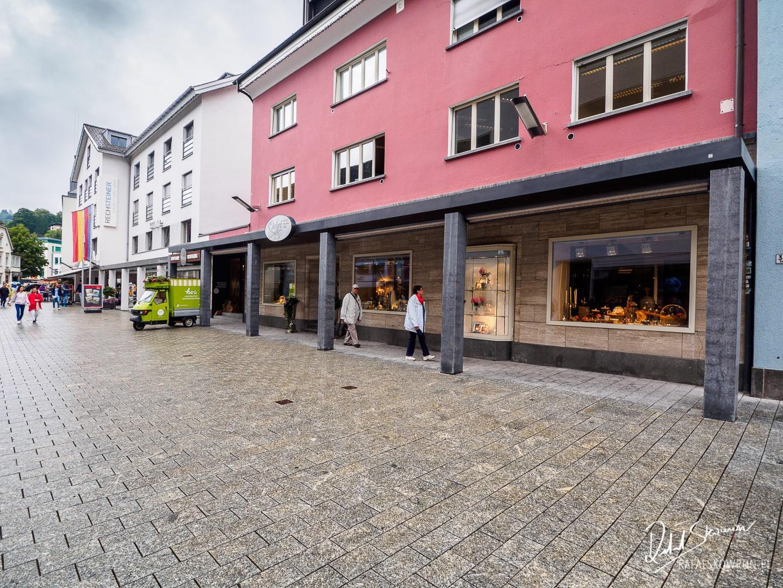 główna ulica Vaduz - Stӓdtle