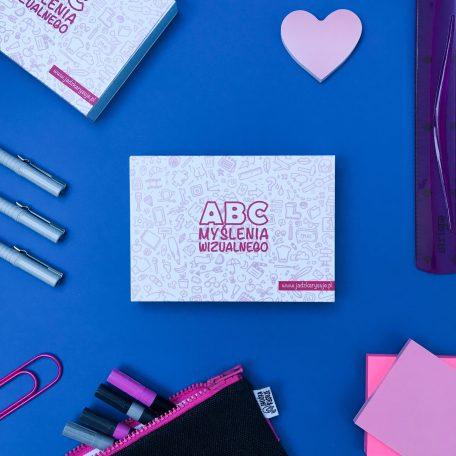 Karty ABC Myślenia Wizualnego w pudełku