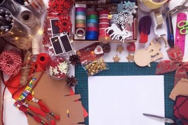 Pakowanie prezentów w szary papier. 13 sposobów DIY.