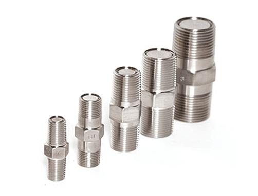 Spring loaded check valve