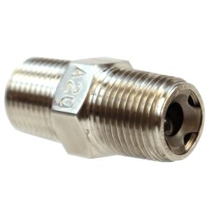 Jaeco alloy 20 ball check valve
