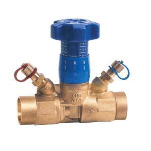 Cimberio 787cc Balancing valve