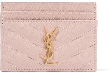 saint-laurent-quilted-textured-leather-cardholder