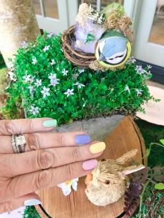 mani monday easter 1