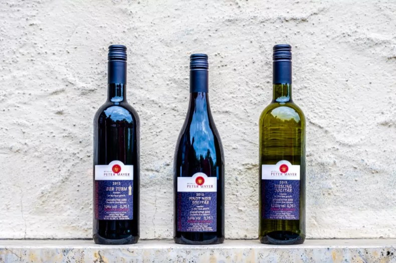 Feiner Wein Peter Meyer Edition Solitär