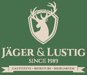 Jager Lustig Gaststatte Bierstube Und Biergarten Altes Im