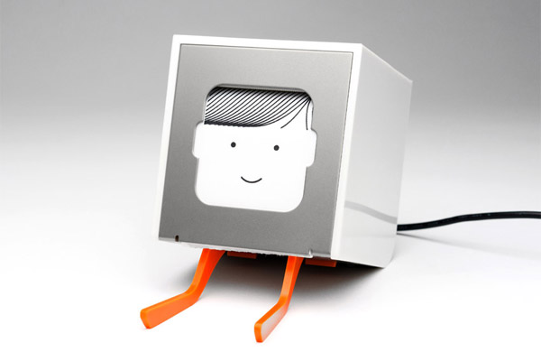 Der Little Printer von Berg