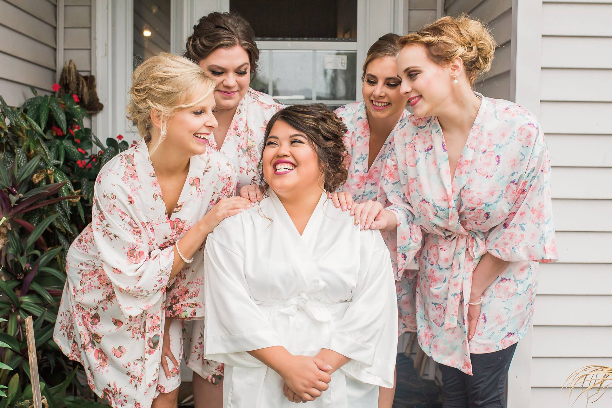 jaelei beauty >> bridal hair & makeup services in appleton
