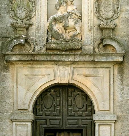 Colegiata de Santiago en Castellar