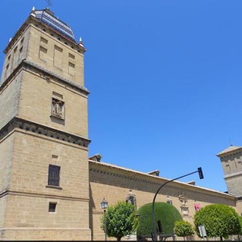 Hospital de Santiago en Úbeda