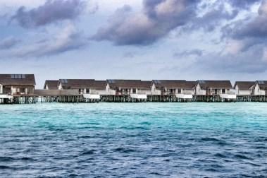 Flitterwochen Malediven: die OZEN Wind Villas, aka Überwasser-Bungalows