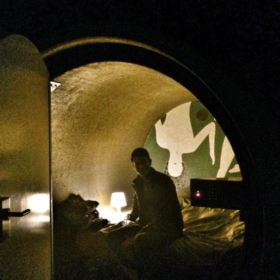 Einblicke bei Nacht